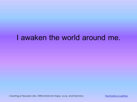 3-26 Awakening