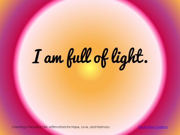 3-27 Full of Light